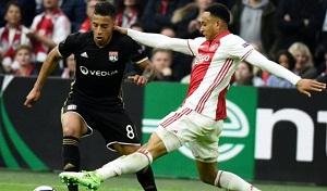 olympique Lyon vs Ajax Amsterdam