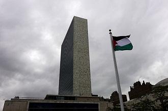 bendera palestina di jerman