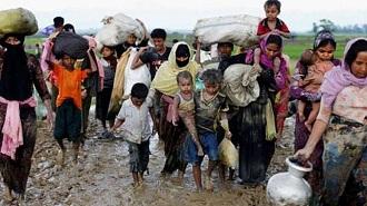 rohingya eksodus