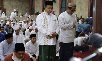 anies sandi masjid