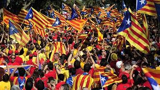 demonstrasi katalan
