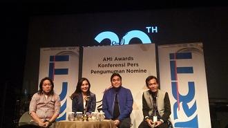 dwiki darmawan ami award