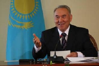 kazakhstan nursultan nazerbayev