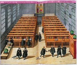 perpustakaan leiden