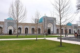 bukhari mausoleum
