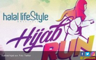 hijab run