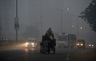 polusi asap
