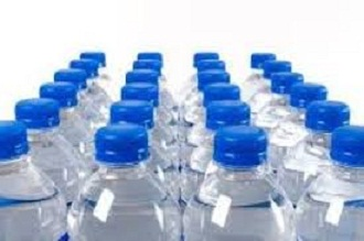 botol air kemasan