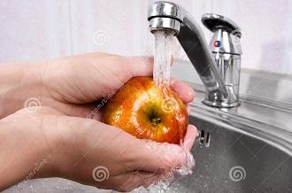 cuci apel