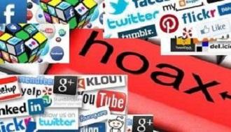 hoax media sosial