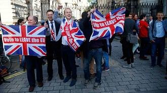 pendukung brexit