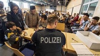 pengungsi jerman