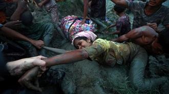 rohingya pengunsi