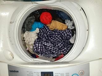 cuci baju
