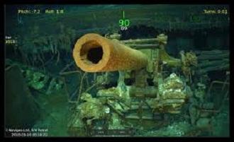 kapal induk USS lexington