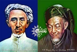 pendiri nu muhammadiyah