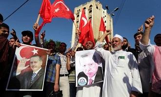 erdogan pendukung