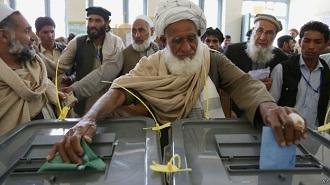 pemilu afghanista