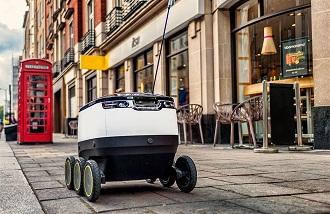 robot transportasi
