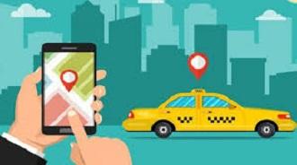 taksi daring