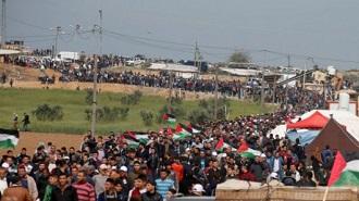 warga gaza palestina