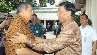 wiranto bertemu SBY