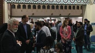 masjid london buka puasa