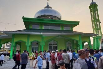 masjid medan