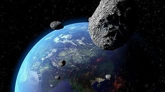 asteroid lewati bumi