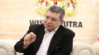 menteri luar negeri malaysia saifuddin abdullah