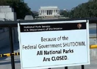 shutdown as