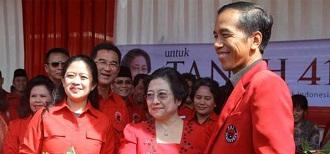 jokowi jaket merah