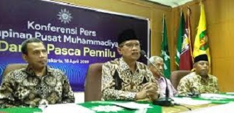 pesan damai muhammadiyah