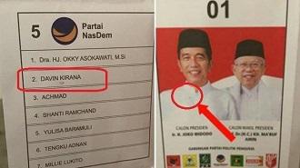 surat suara tercoblos di malasyia