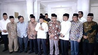 wapres ormas islam