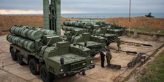 senjata S 400 Rusia