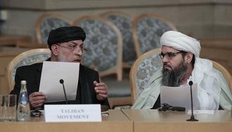 delegasi taliban