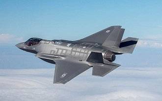 F 35i siluman