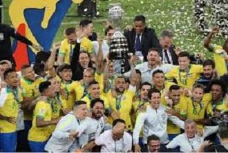 brazil juara copa amerika
