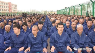kamp konsentrasi xinjiang